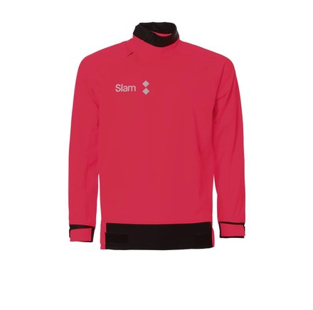 Slam WIN-D Sailing Spray Top - Red (625)