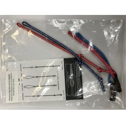 Ocean Rodeo Bridle Adapter Kits - Old Kites To New Bars