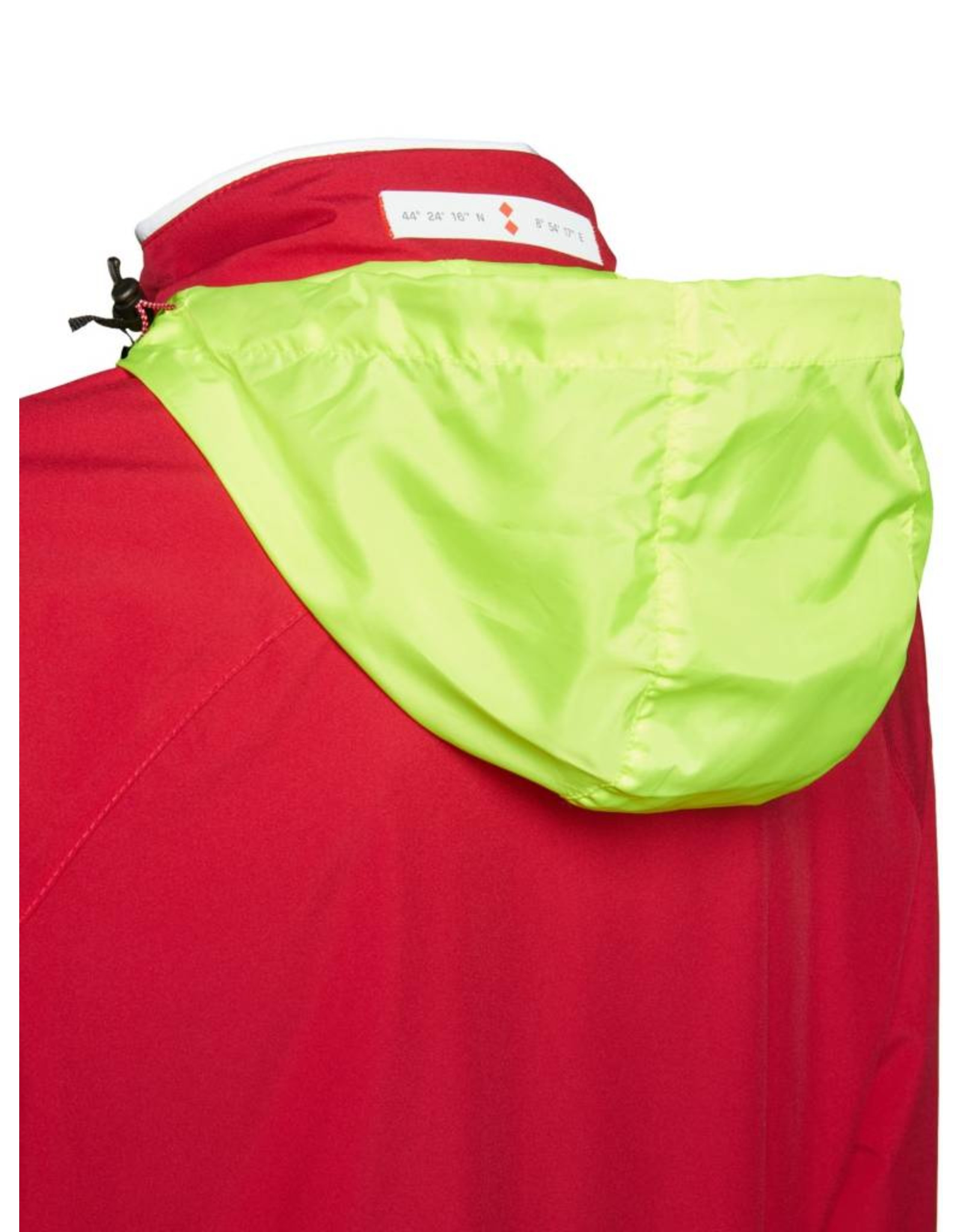 Slam Short jacket siffert - Red (D69)