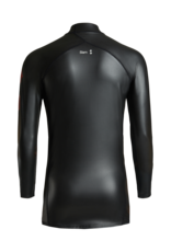 Slam Skiff Albatross top - Black (500)