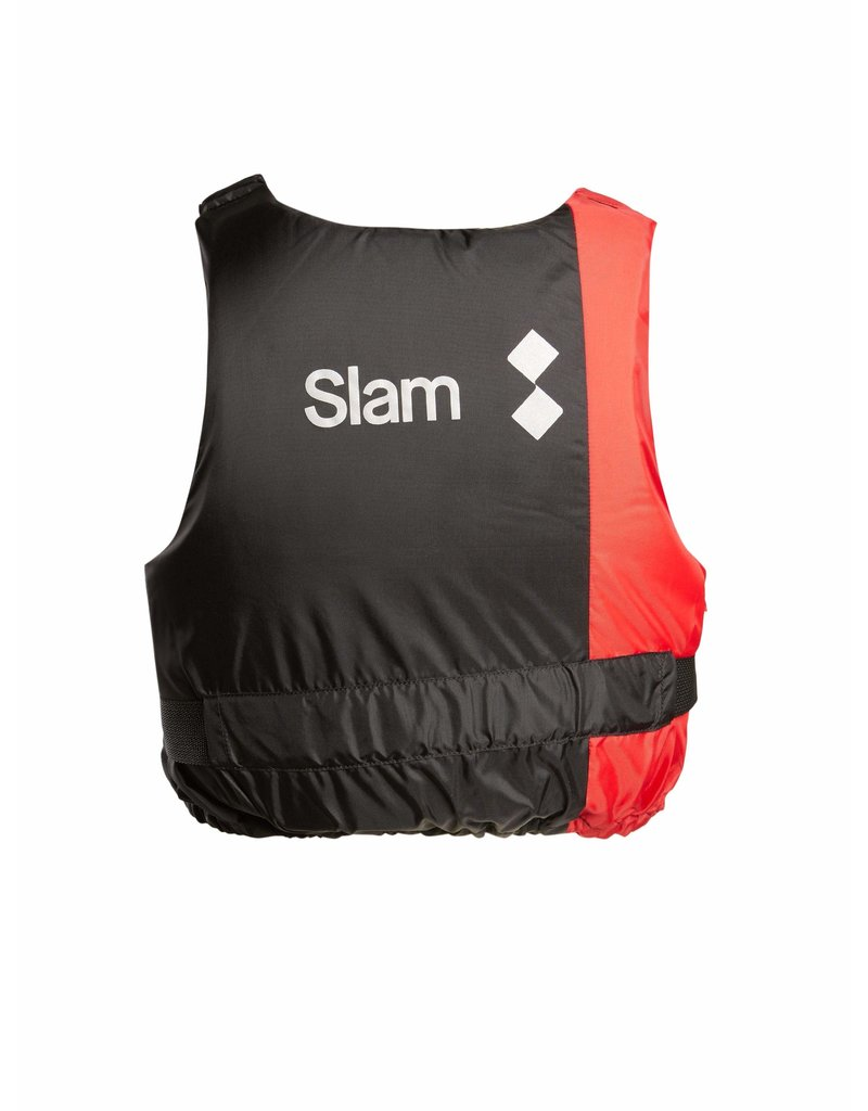 Slam Skiff Petrel life jacket - Grey/slam red (E52)