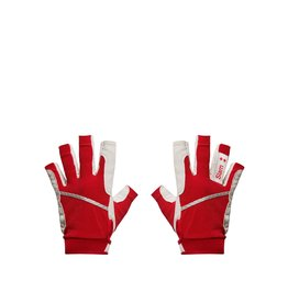 Slam VELA 3/4 Sailing gloves - Red (200)