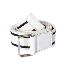 Slam Belt mayd - Creme/navy (506)