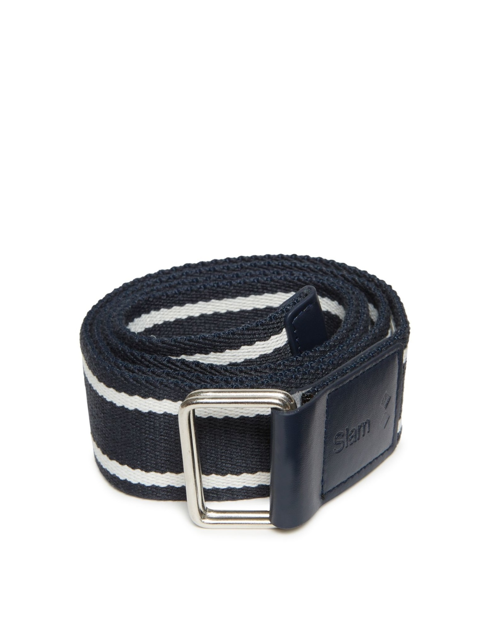 Slam Belt mayd - Navy/cream (870)