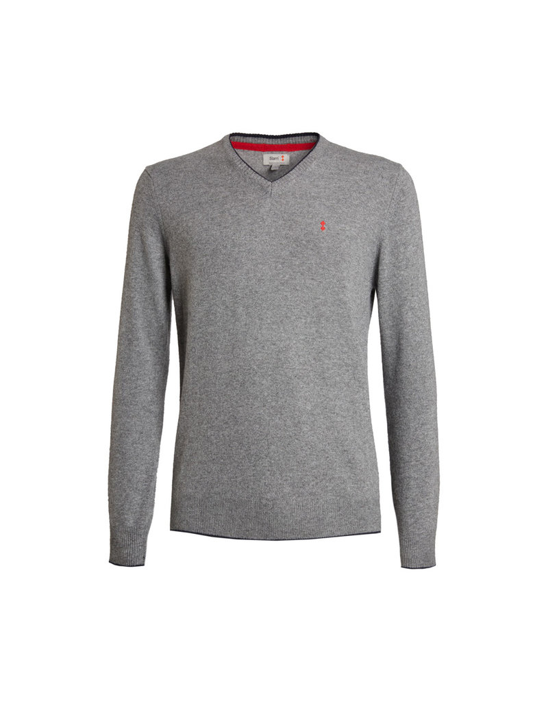 Slam Jumper Soft Cashmere Blend - Grey (168)