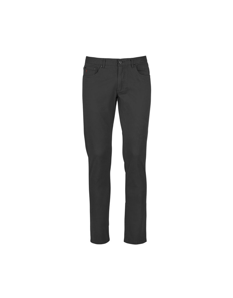 Slam Trousers Garment Dye - Anthracite (171)