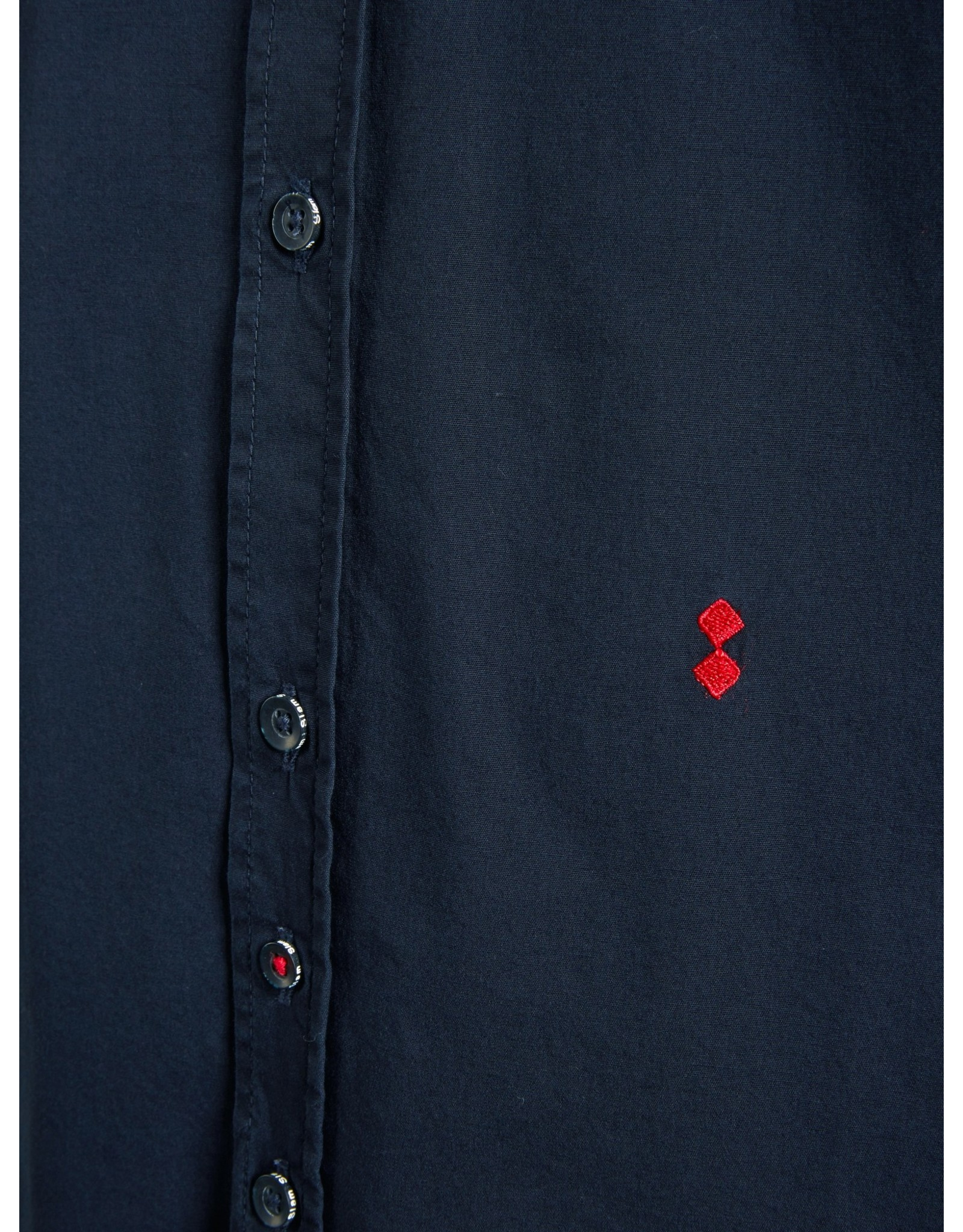 Slam Shirt B12 - NAVY ( 150 )