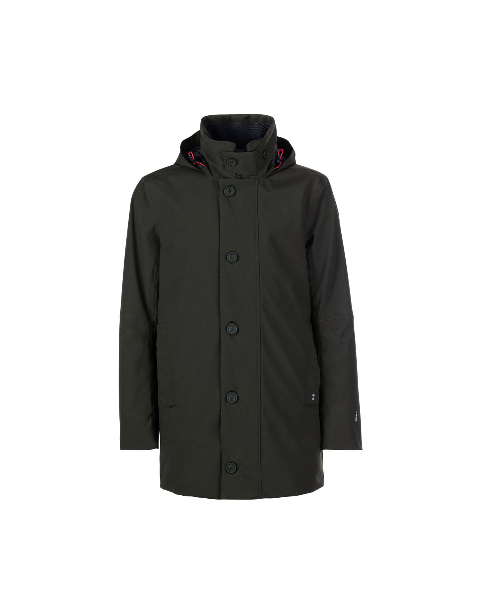 Slam Slam Coat New Gardner - Sea Green ( A36 )