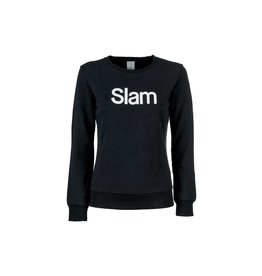 Slam Sweatshirt D658 - Black