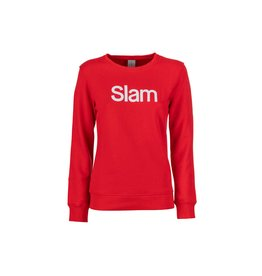 Slam Sweatshirt D658 - Slam Red