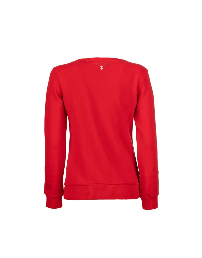 Slam Sweatshirt D658 - Slam Red ( 625 )