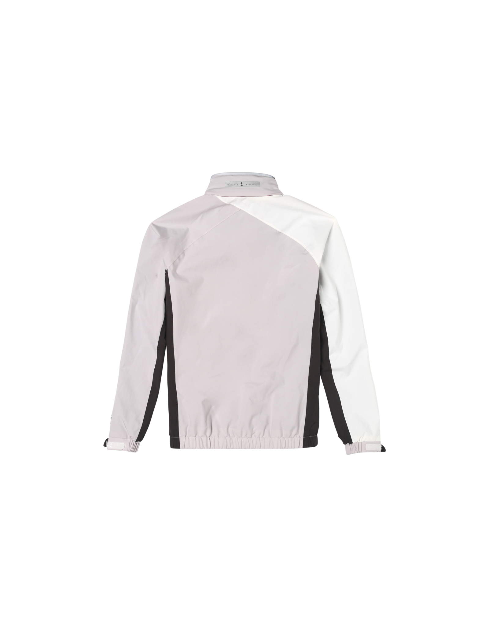 Slam Jacket Siffert - Light grey/white (161)