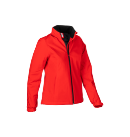 Slam Crosswind jacket women - Red (625)