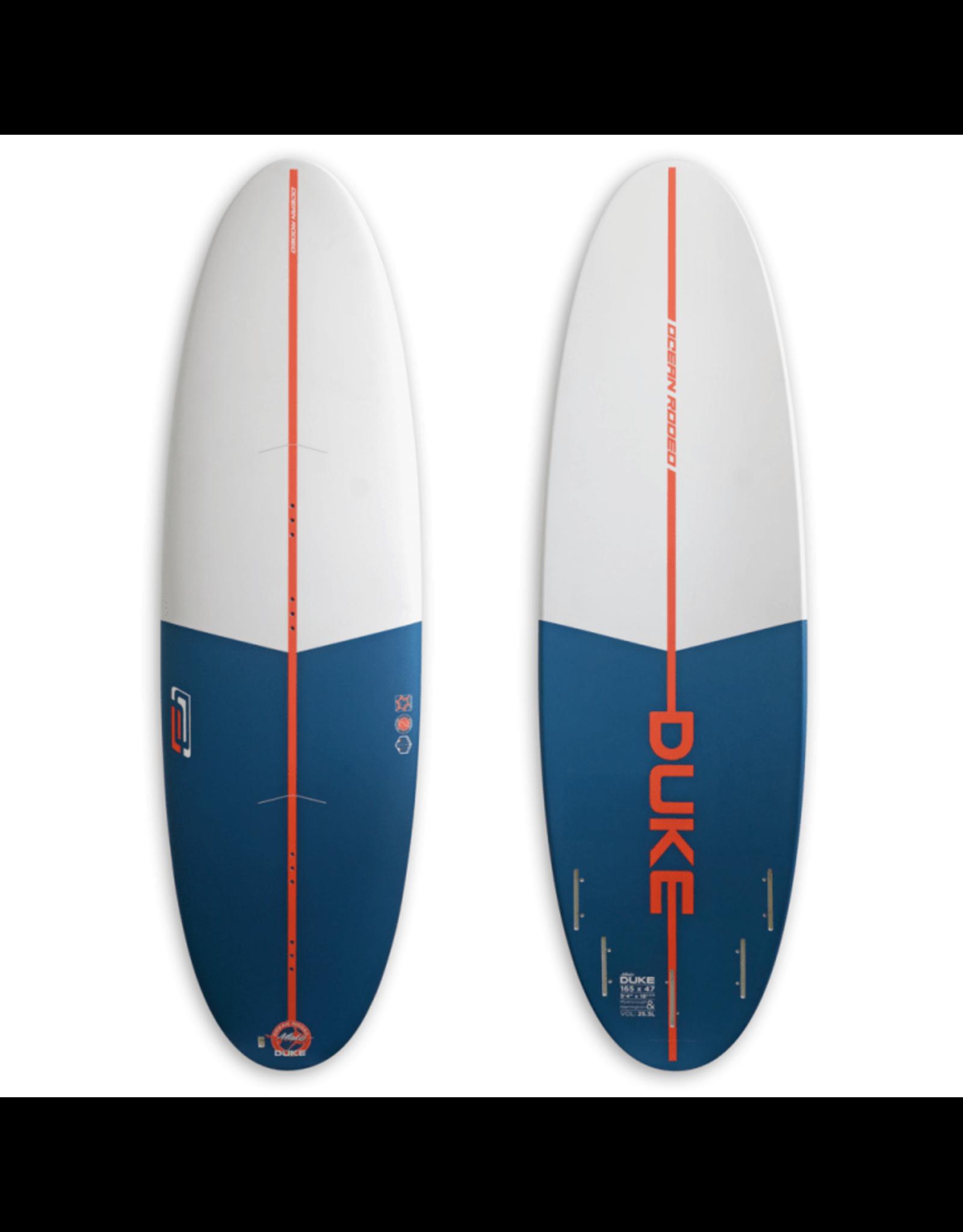 "Ocean Rodeo MAKO DUKE - Funboard Directional - 165cm x 47cm (5'4"" x 18"") 2020"