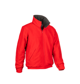 Slam WINTER SAILING RETRO Man Jacket  - Slam red (625)