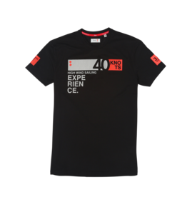 Slam T-shirt E100 - Black (500)