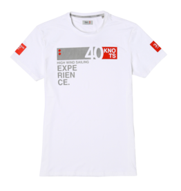 Slam T-shirt E100 - White (100)