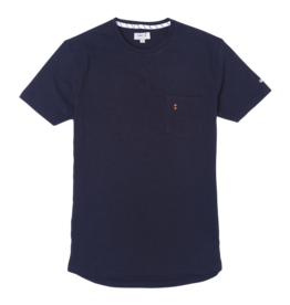 Slam T-shirt A105 - Navy (150)