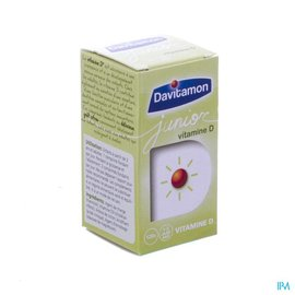 DAVITAMON Davitamon Junior Vit D3 V1 Smelttab. 120