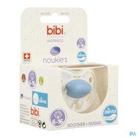 BIBI Bibi Fopspeen Hp Dental Noukie Bao&wapi 6-16m