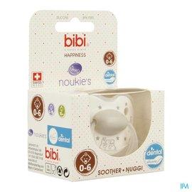 BIBI Bibi Noukie's Fopspeen Dental Stars Ng 0- 6m
