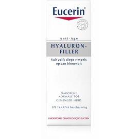 EUCERIN Eucerin Hyaluron Filler Dagcreme Nh-gem H 50ml