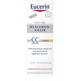 EUCERIN Eucerin Hyaluron Filler Cc Creme Light 50ml