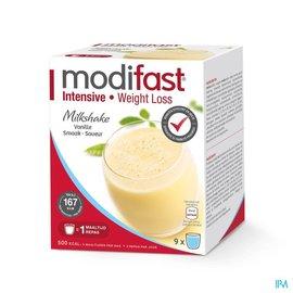 MODIFAST Modifast Intensive Milkshake Vanille Sach 9