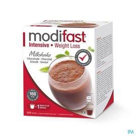 MODIFAST Modifast Intensive Milkshake Chocola Zakje 9