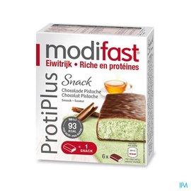 MODIFAST Modifast Protiplus Barre Chocolat-pistache 162g