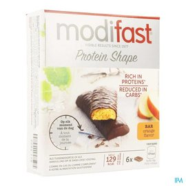 MODIFAST Modifast Intensive Control Barre Orange-choco Pur6