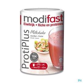 MODIFAST Modifast Protiplus Milkshake Aardbei 540g