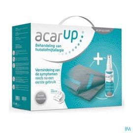 Acar'up Acar Up Huisstofmijt Kit Duo 2 Textiel.+spray100ml