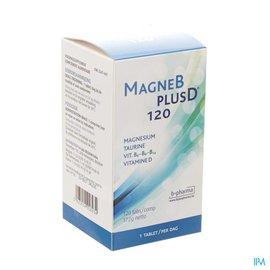 Bpharma Magne B Plus D Tabl 120