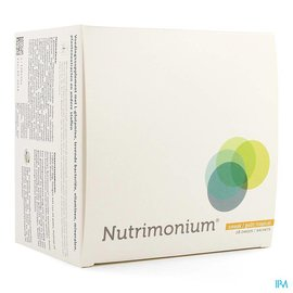 METAGENICS Nutrimonium Tropical Pdr Sach 28 22859 Metagenics