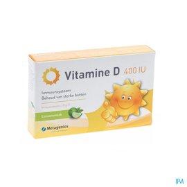 METAGENICS Vitamine D 400iu Tabl 84 Metagenics