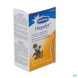 BIONAL Bional Hepafyt Caps 40