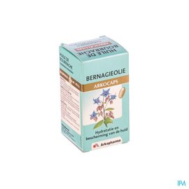 Arkogelules Arkocaps Bernagieolie 60