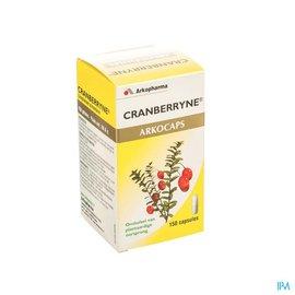 Arkopharma Arkogelules Cranberryne Caps 150
