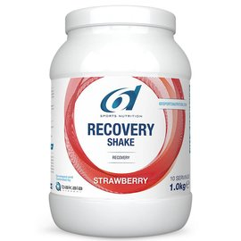 6d 6d Sixd Recovery Shake Strawberry 1kg