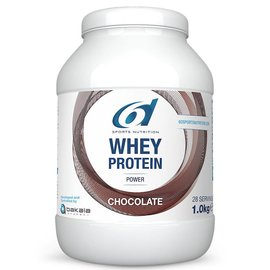 6D Sports 6d Sixd Whey Protein Chocolate 1kg