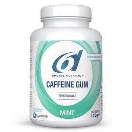 6d Sixd Caffeine Gum Mint 60