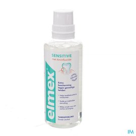 ELMEX Solution dentaire ELMEX® Sensitive 400ml