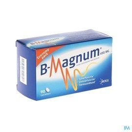 Merck B-magnum Tabl 90x450mg