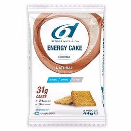 6d Sixd Energy Cake 12x44g