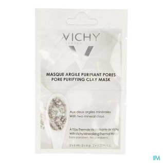 VICHY Vichy Purete Thermale Zuiverend Masker 12ml