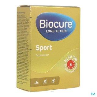 BIOCURE BIOCURE LONG ACTION SPORT 30 TABL