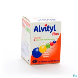 ALVITYL Alvityl Plus Comp 40 Rempl.1208677