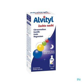 ALVITYL Alvityl Zachte Nacht 150ml