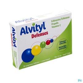 ALVITYL Alvityl Weerstand Tabl 30